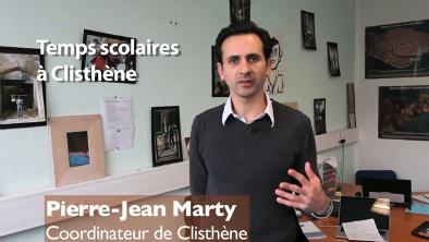 Clisthène, la concordance des temps. (vidéo)