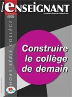 «Construire le collège de demain» : une publication du SE-Unsa