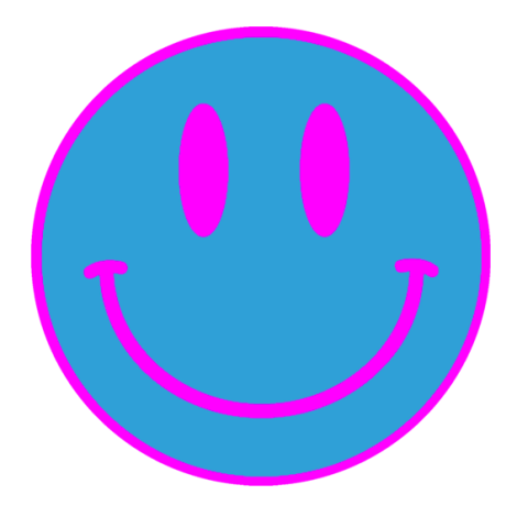 SMILEY-BLEU